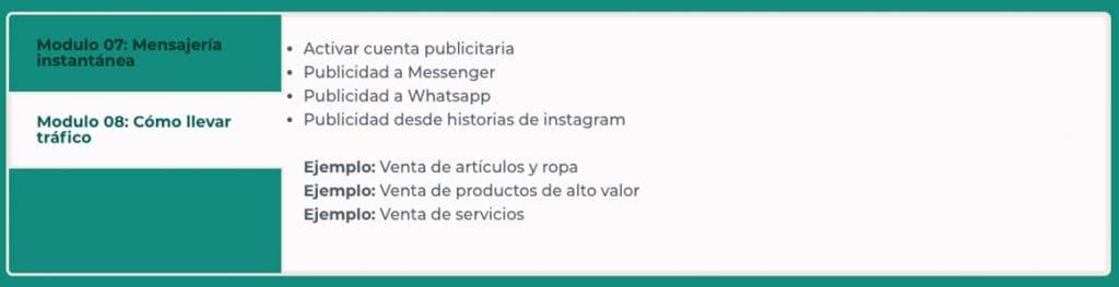Neuroventas para Chat Marketing Modulo Adicional 2