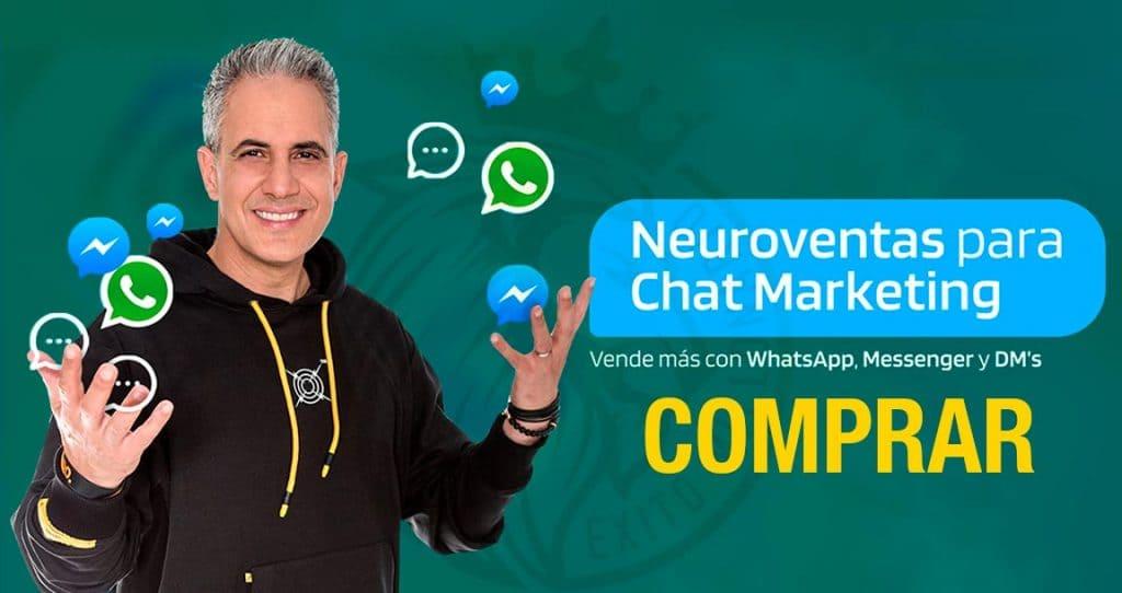 Neuroventas para chat marketing comprar