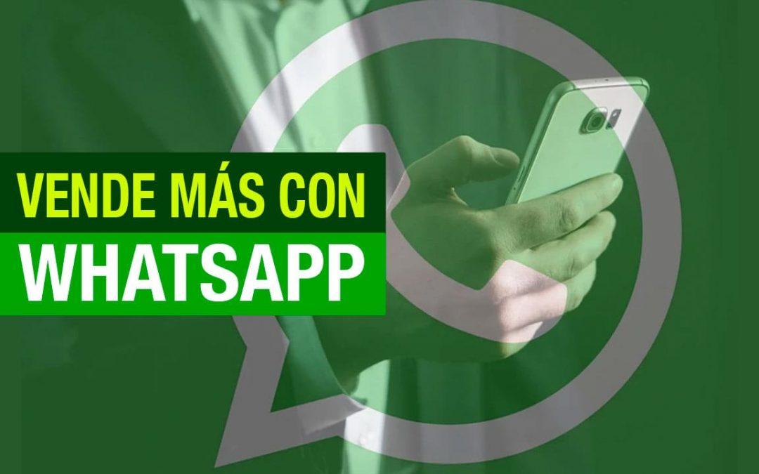 Vende mas con WhatsApp